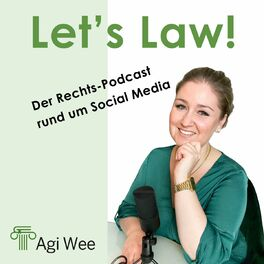 Show cover of Let`s Law! - Dein Rechtspodcast