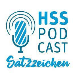 Show cover of HSS Podcast - Satzzeichen