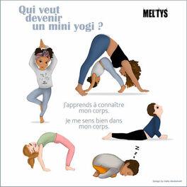 Show cover of Qui veut devenir un mini yogi?