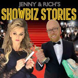 Show cover of Jenny & Rich's Showbiz Stories
