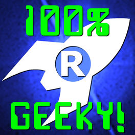 Show cover of Captain Roy's Rocket Radio Show: THE UK Geek Podcast