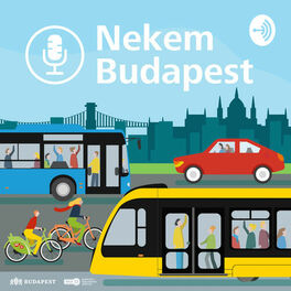 Episode cover of Nekem Budapest | 3. adás | Hogy működik a forgalomirányítás?