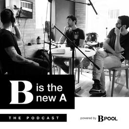 Show cover of B is the new A