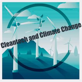Show cover of The Climate Change & Cleantech Show