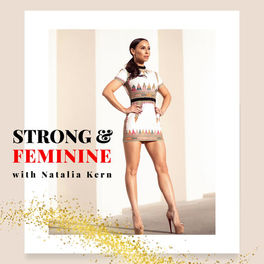 Show cover of Strong and Feminine