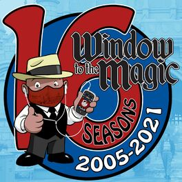 Show cover of A WINDOW TO THE MAGIC: DISNEYLAND ADVENTURE PODCAST