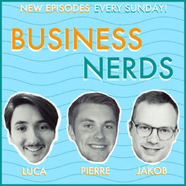 Show cover of Business Nerds