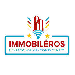 Show cover of Immobiléros - Der Podcast für die Immobilienszene