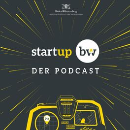 Show cover of Start-up BW - DER PODCAST