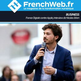 Show cover of FRENCHWEB BUSINESS