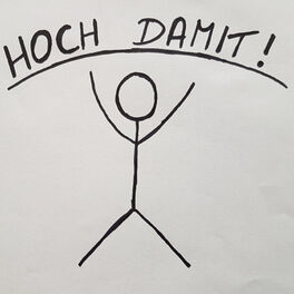 Show cover of Hoch Damit!