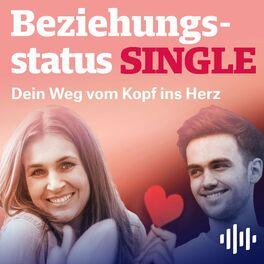 Show cover of Beziehungsstatus SINGLE - Dein Weg vom Kopf ins Herz
