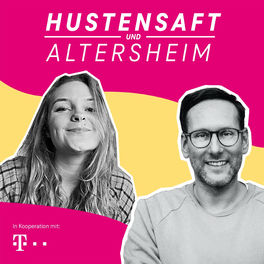 Show cover of Hustensaft & Altersheim
