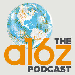 Show cover of a16z Podcast