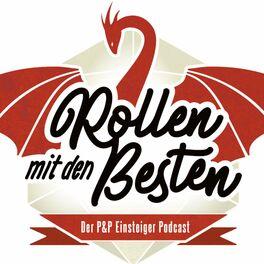 Show cover of Rollen mit den Besten | Der Pen & Paper Podcast für Einsteiger