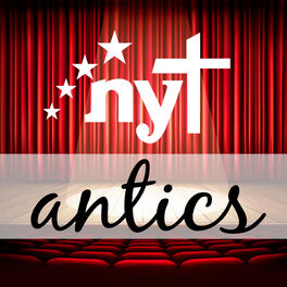 Show cover of NYT Antics
