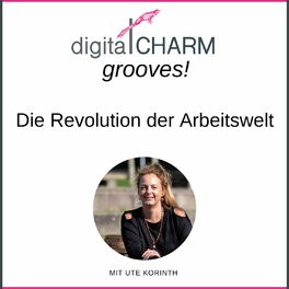 Show cover of digitalCHARM grooves - Die Revolution der Arbeitswelt