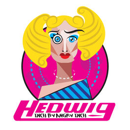 Show cover of Hedwig: Inch by Angry Inch