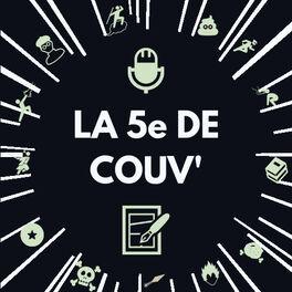 Show cover of Podcast – Manga Tv – La 5ème de Couv'