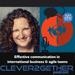 Show cover of clever2gether - Effective Communication in International Business & Agile Teams