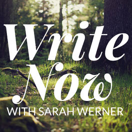 Show cover of Write Now with Sarah Werner