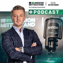 Show cover of Mission Mittelstand - Wir verändern Deutschland