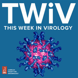 Show cover of This Week in Virology