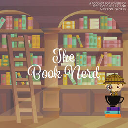 Show cover of The Book Nerd Podcast