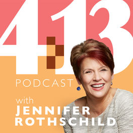 Show cover of 4:13 Podcast with Jennifer Rothschild