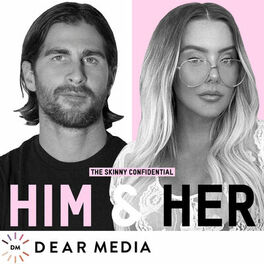Show cover of The Skinny Confidential Him & Her Podcast