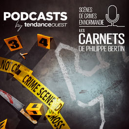 Show cover of Scènes de crimes en Normandie