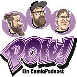 Show cover of POW! - Ein ComicPodcast