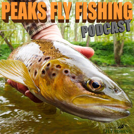 Show cover of Peaks Fly Fishing Podcast