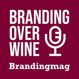 Show cover of Branding over Wine