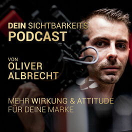 Show cover of Dein Sichtbarkeits-Podcast