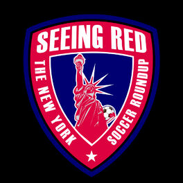 Show cover of Seeing Red! The NY Soccer Roundup