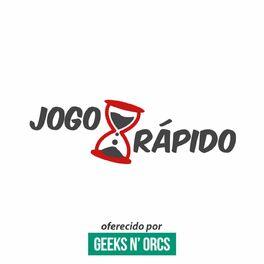 Show cover of Podcast Jogo Rápido