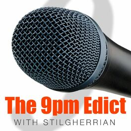 Show cover of The 9pm Edict