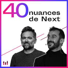 Show cover of 40 nuances de Next