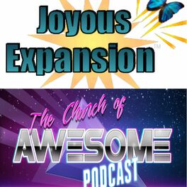 Show cover of Joyous Expansion/Church of Awesome