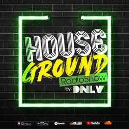 Show cover of House Ground RadioShow by Daniel V