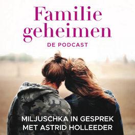 Show cover of Familiegeheimen - de Podcast