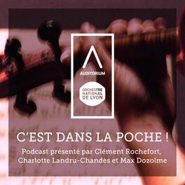Episode cover of Beethoven - Triple Concerto par Max Dozolme (France musique) ๏ C'est dans la poche ! #13 ๏ Auditorium-ONLyon