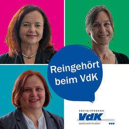 Show cover of Reingehört beim Sozialverband VdK Baden-Württemberg