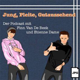 Show cover of Jung, Pleite, Gutaussehend