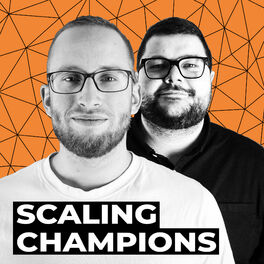 Show cover of Scaling Champions