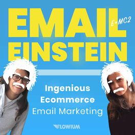 Show cover of Email Einstein Ingenious eCommerce Email Marketing by Flowium