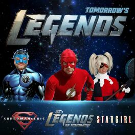 Show cover of Tomorrow's Legends