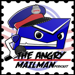 Show cover of The Angry Mailman Podcast