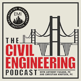 Show cover of The Civil Engineering Podcast